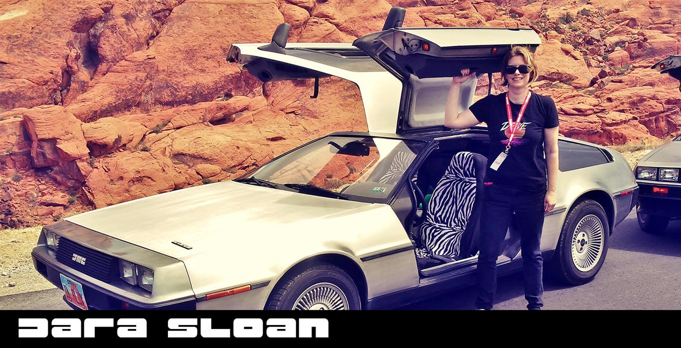 Dara Sloan | DeLoreanTalk.com