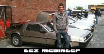 017 – Gez Medinger | DeLoreanTalk.com