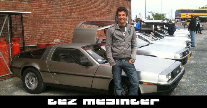 017 – Gez Medinger   DeLoreanTalk.com
