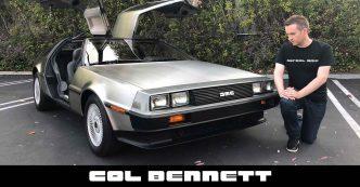 018 – Col Bennett | DeLoreanTalk.com