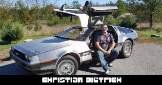 026 – Christian Dietrich | DeLoreanTalk.com
