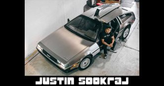 Justin Sookraj | DeLoreanTalk.com