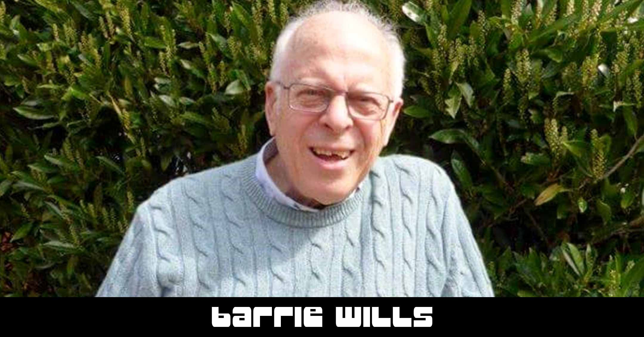 Barrie Wills