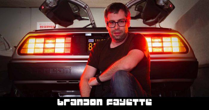 033 - Brandon Fayette | DeLoreanTalk.com