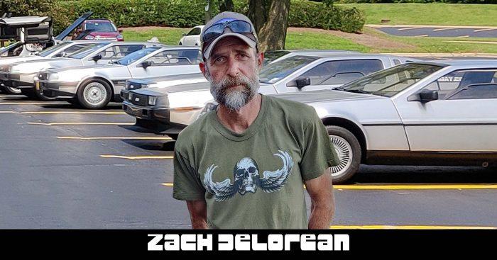 034 - Zach DeLorean | DeLoreanTalk.com