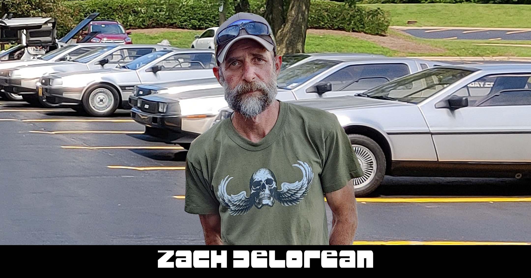 034 – Zach DeLorean