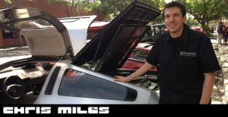 014 – Chris Miles   DeLoreanTalk.com