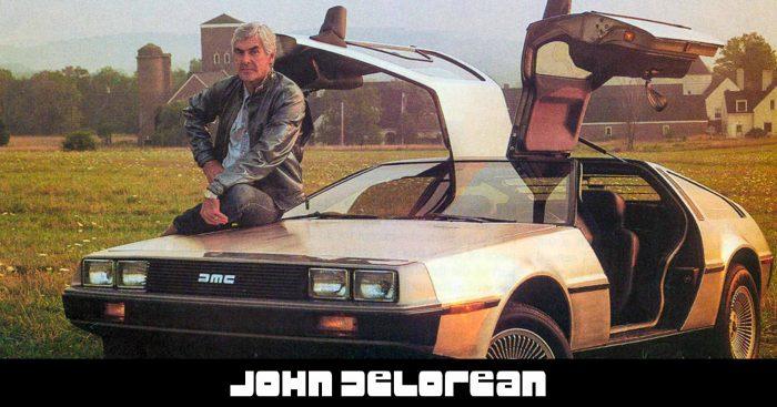 John DeLorean | DeLoreanTalk.com