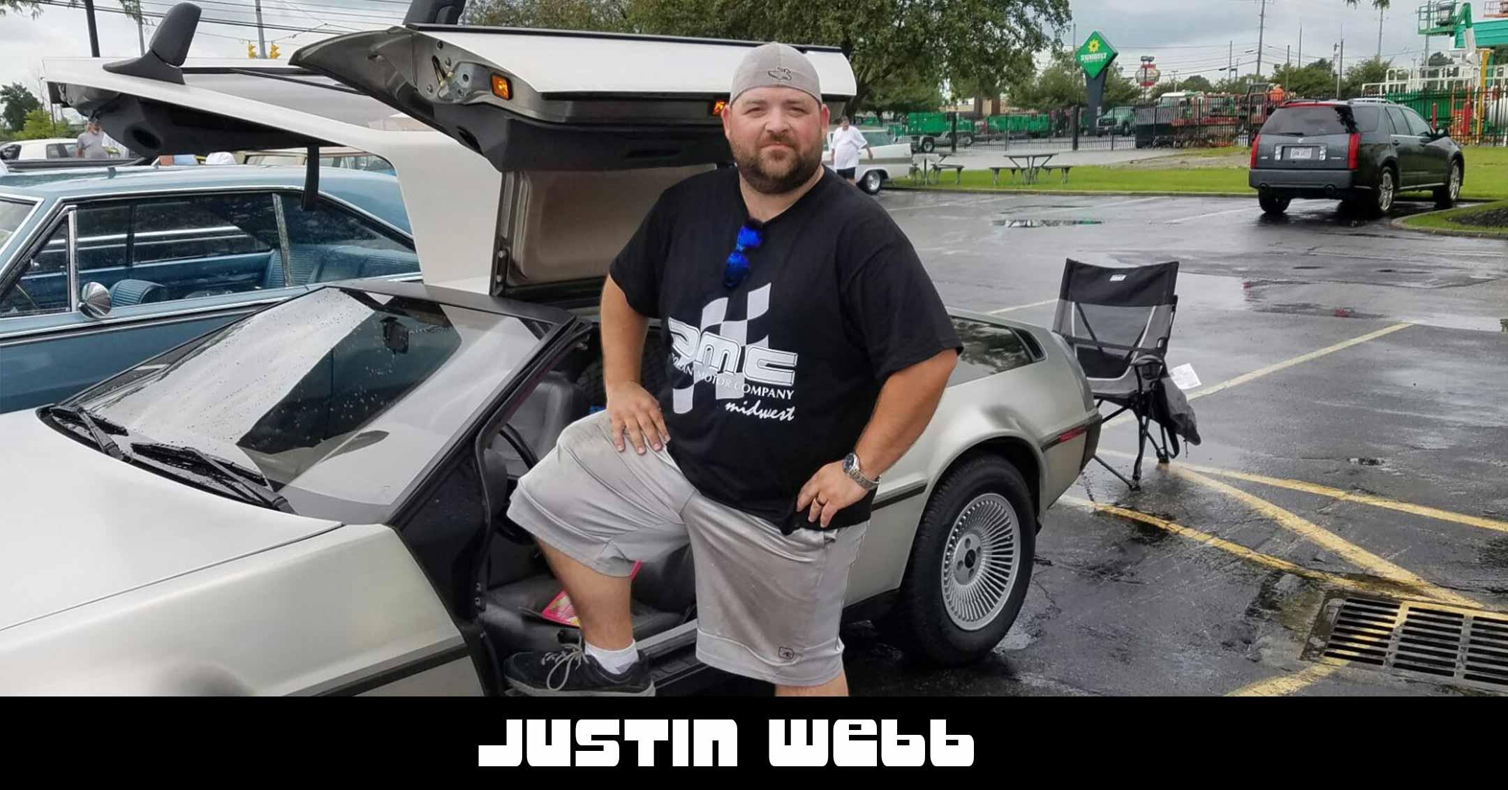 010 – Justin Webb