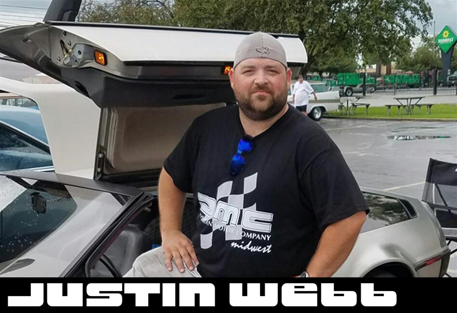 Justin Webb | DeLoreanTalk.com