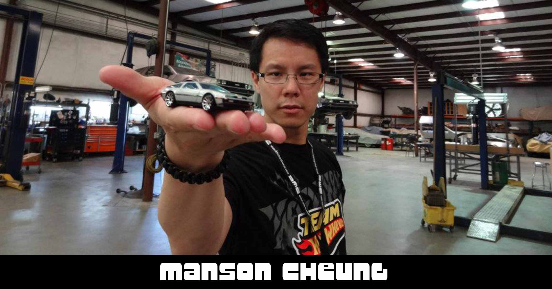 009 – Manson Cheung