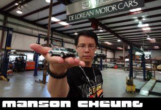 Manson Cheung | DeLoreanTalk.com