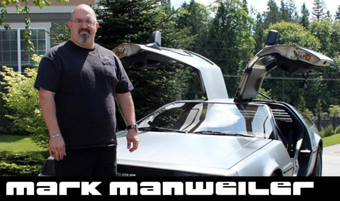 013 – Mark Manweiler | DeLoreanTalk.com