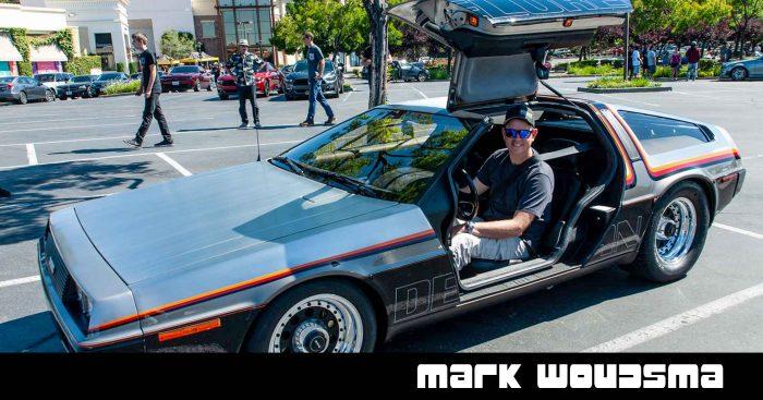 022 - Mark Woudsma | DeLoreanTalk.com