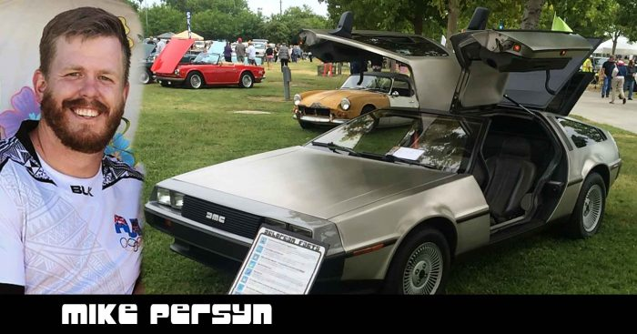 021 - Mike Persyn | DeLoreanTalk.com