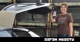 007 - Sarah Heasty | DeLoreanTalk.com