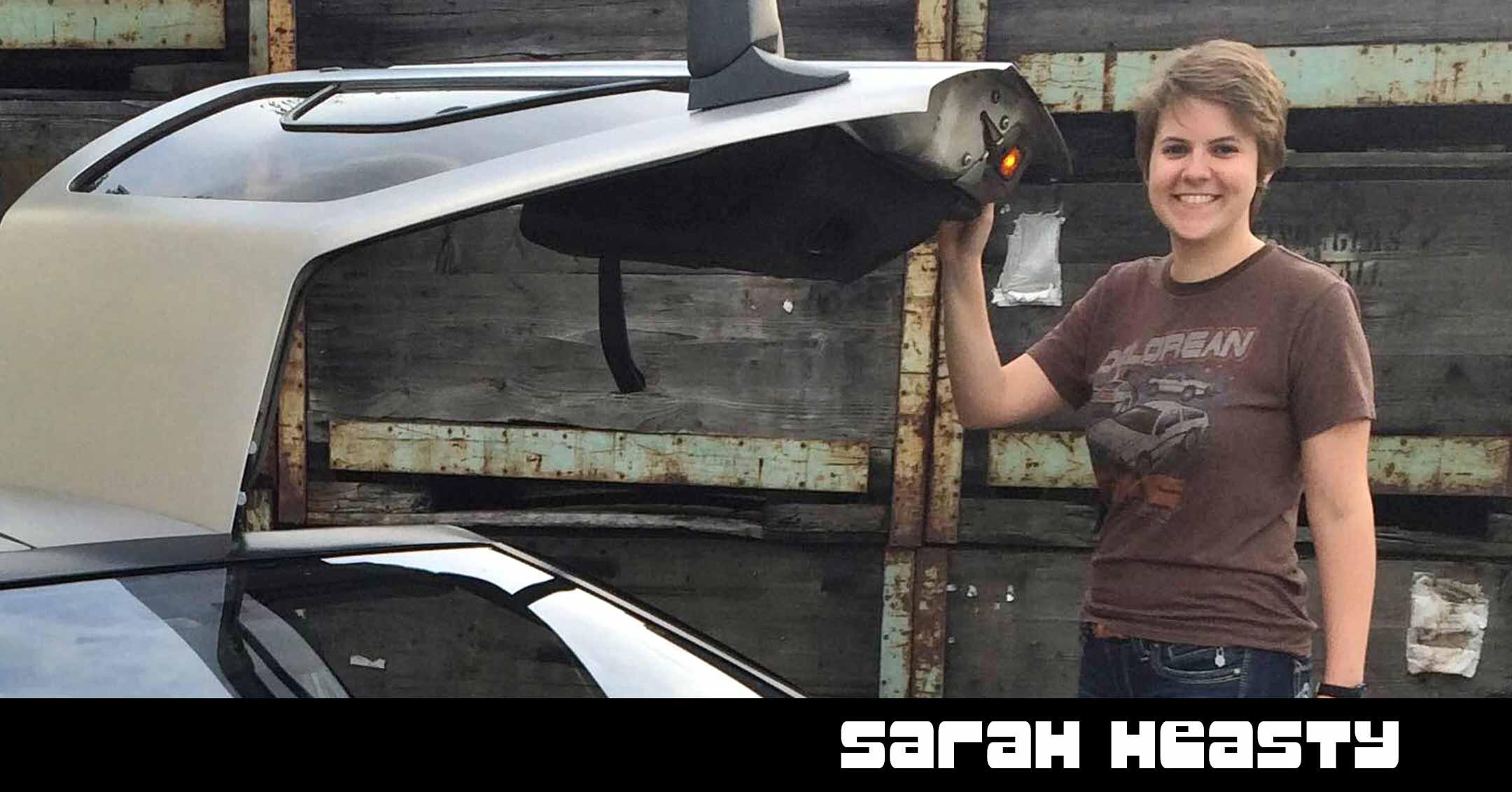 007 – Sarah Heasty