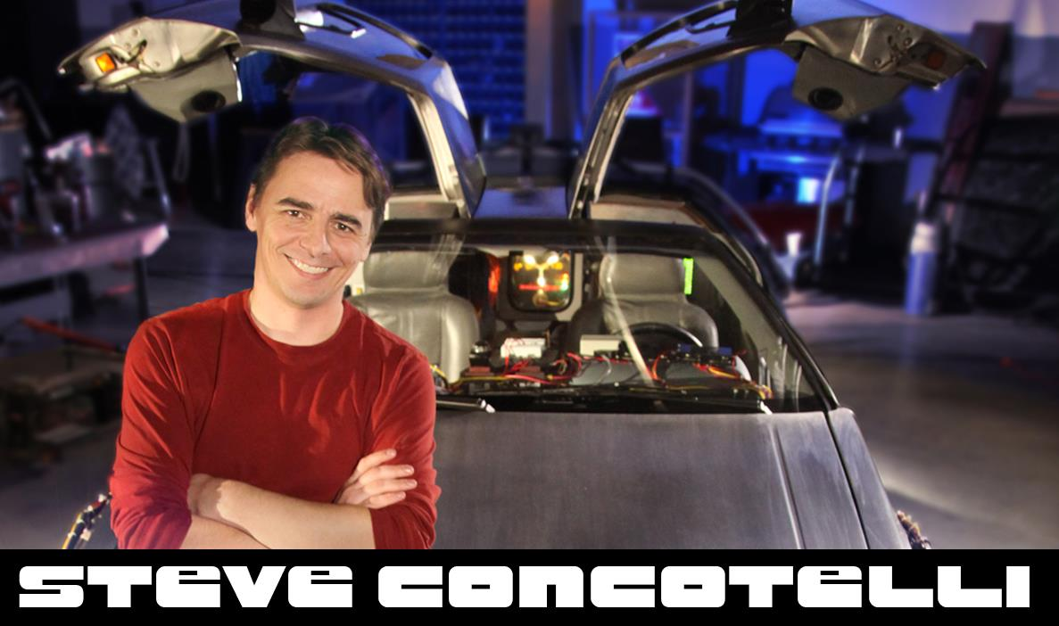 Steve Concotelli | DeLoreanTalk.com
