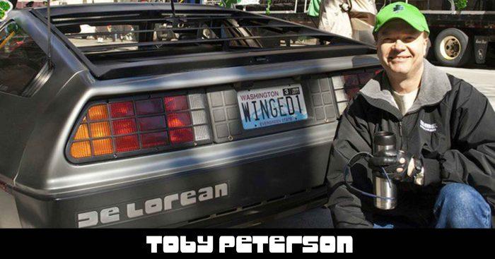 023 - Toby Peterson | DeLoreanTalk.com