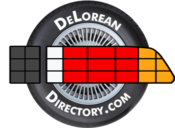 Articles, videos, DeLorean stuff for sale, VIN tracker... your resource for DeLorean stuff.